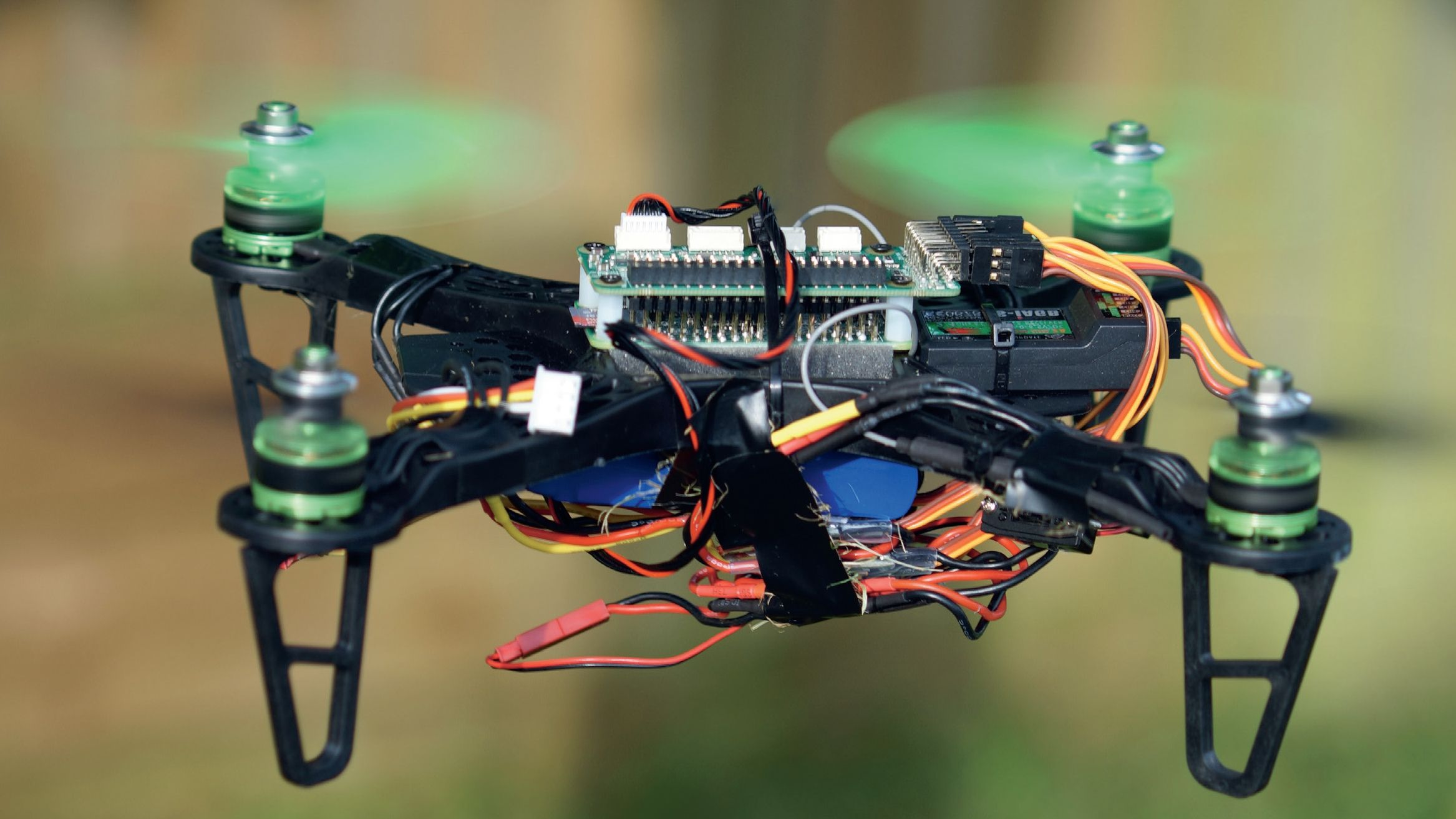 How to build your own drone | Arduino | Build your own drone