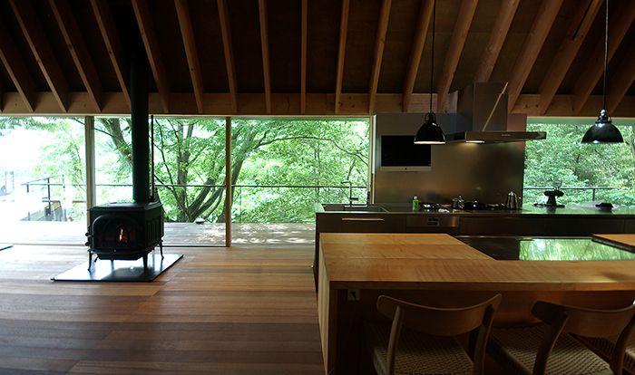 篠山guesthouse 石川友博建築設計事務所 建築設計事務所 建築 設計