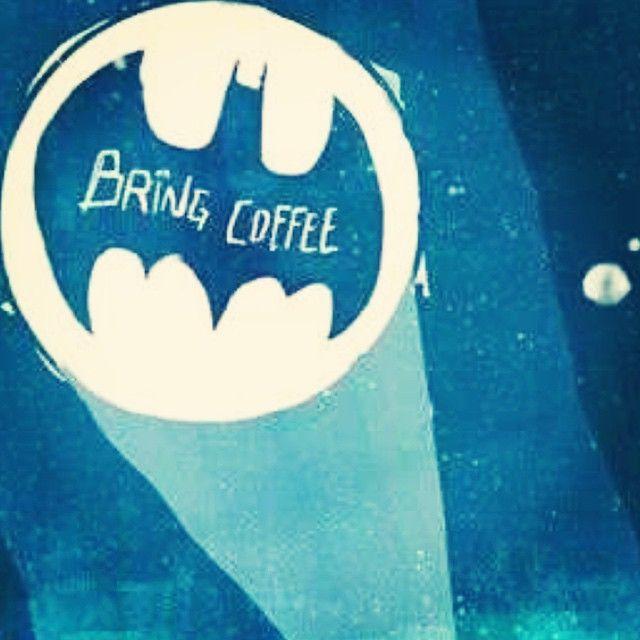 #batman #coffee #healthy #love #organc