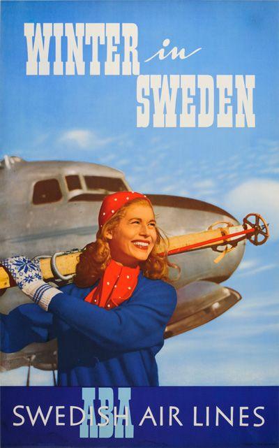 ABA - Winter in Sweden Photo: Rene Crispien1948