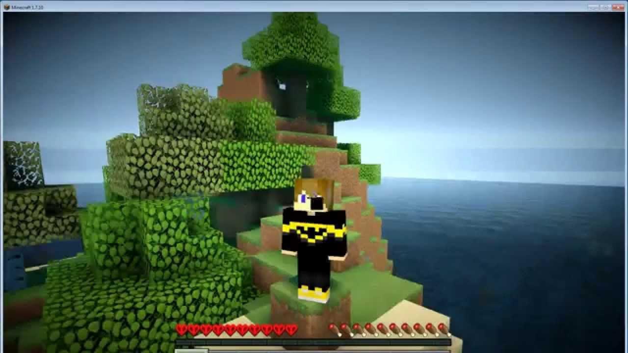 Minecraft сборка от лололошки скачать