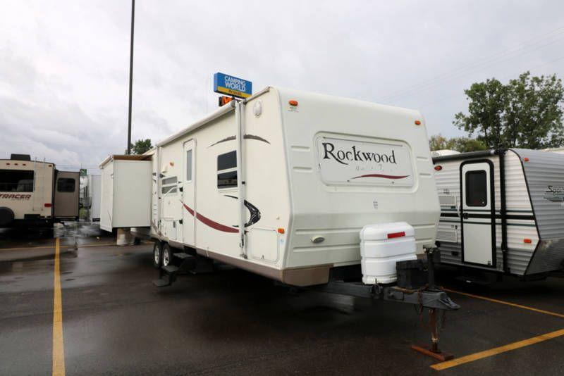 2006 Forest River Rockwood 8318ss For Sale Grand Rapids Mi