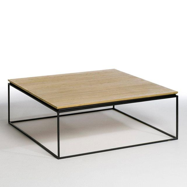 Table basse woody 2 mod les am pm prix avis notation for Table basse scandinave ampm
