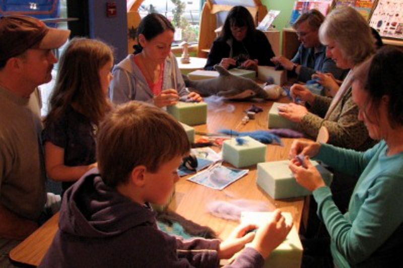 Saturday Workshops #Kids #Events