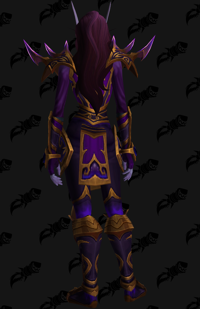 Female Void Elf Heritage Armor No Longer Clips With Most Hairstyles They Lowered The Collar Worldofwarcraft Blizzard Elves Fantasy World Of Warcraft Elf Void elf heritage armor on short, but still important. female void elf heritage armor no