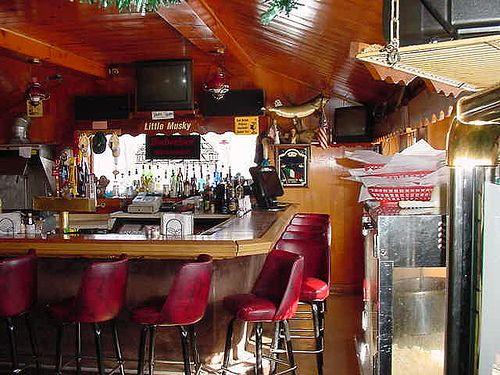 Little Musky Bar...Arbor Vitae, WI