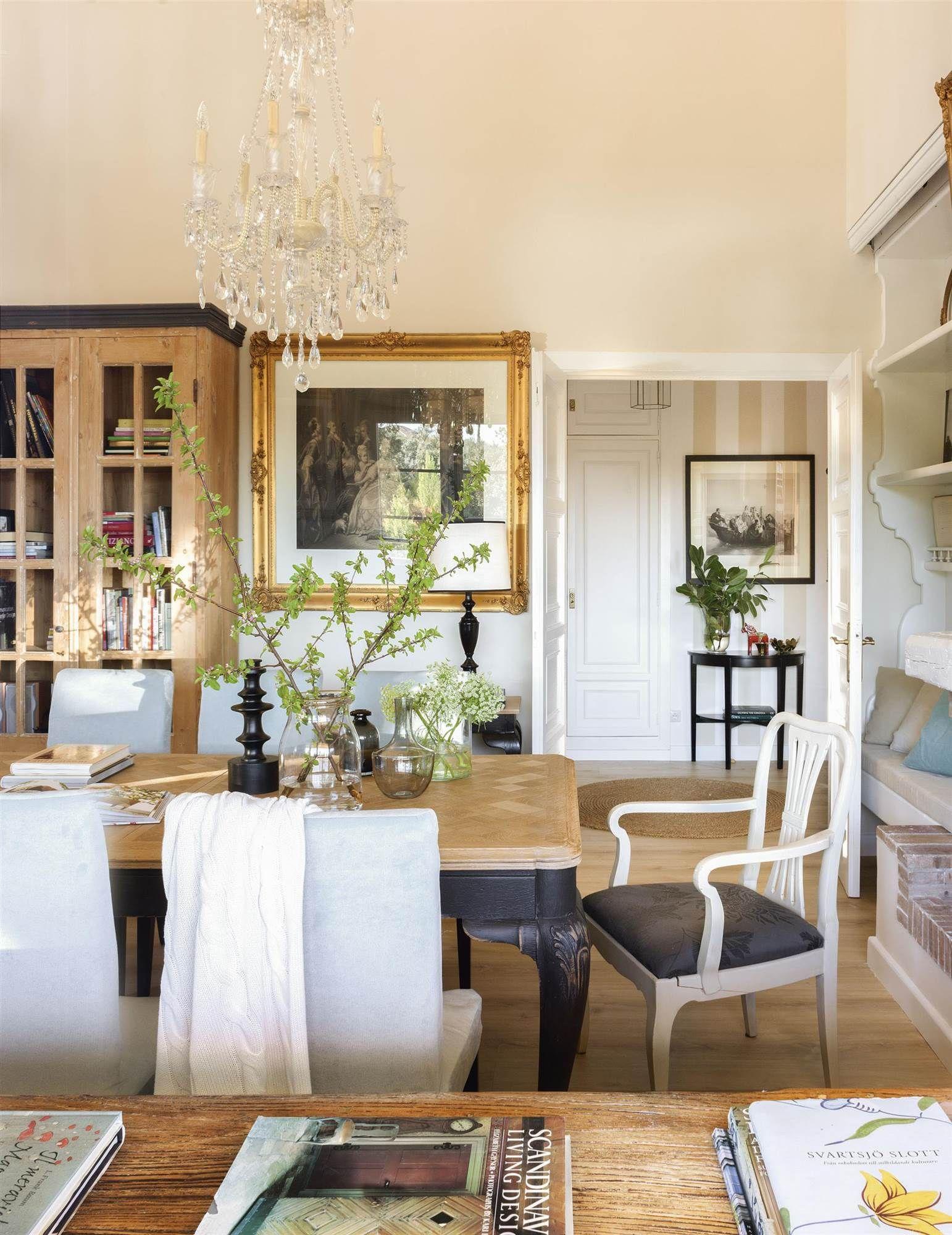 comedor decoracin sueca salones cocinas espacios interiores muebles mesas amor