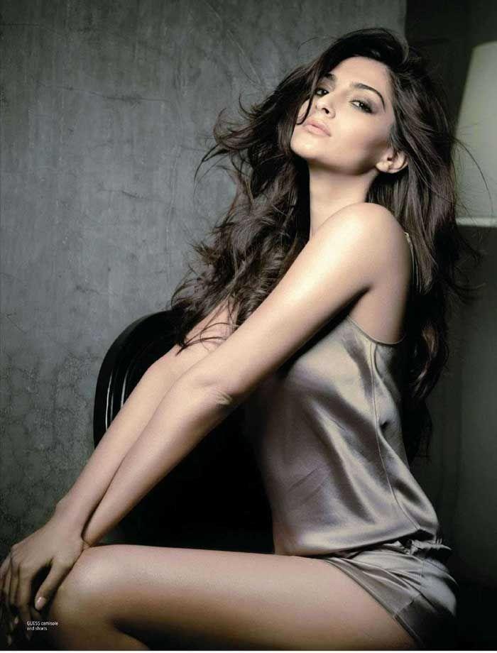 Sonam Kapoor heiße sexy Bilder