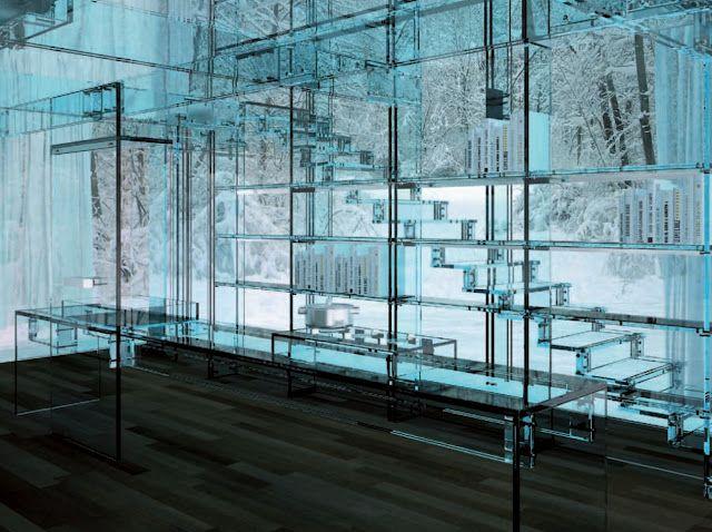 Glass House by Santambrogiomiliano 2