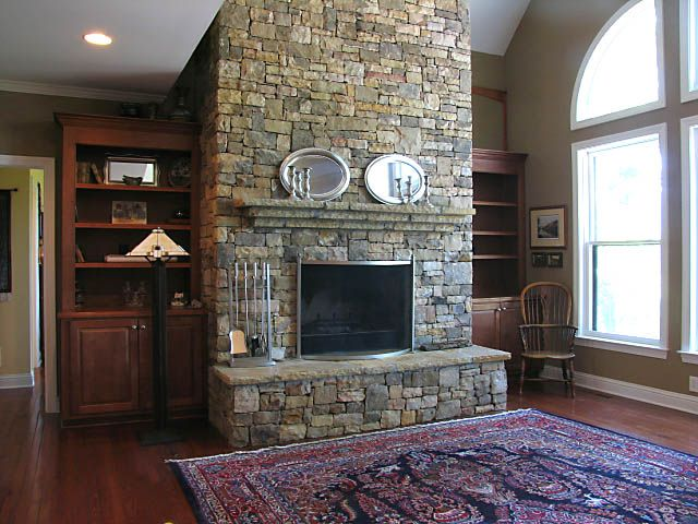 Decorative Stone Fireplace google image result for http://georgiafoothillsrealty/upp