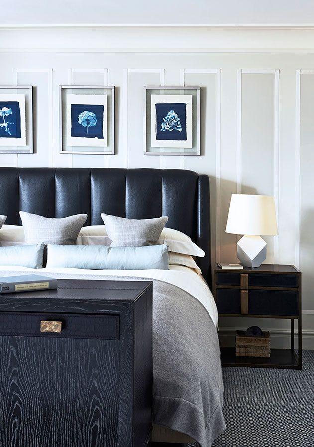 Hotel Room Blueprint: Hotel Room Design, Bedroom