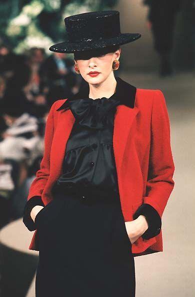 Yves Saint Laurent Vintage Fashion & more luxury details