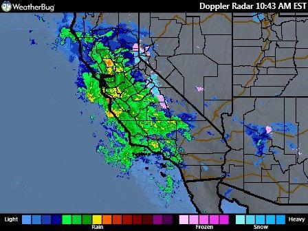 Doppler Radar Map San Diego California Doppler Radar Map | grammar and other stuff Doppler Radar Map