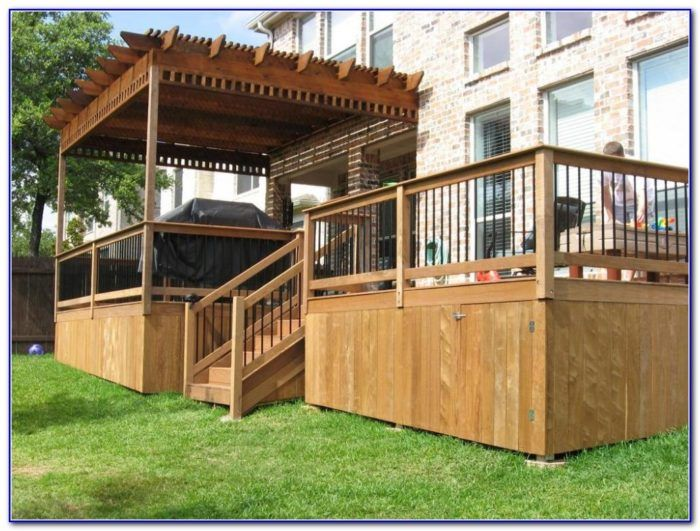 Deck Skiirting Ideas At Ginaroma Latticeworks We Can Create The Perfect Lattice Design For Your Home Gazebo C Deck Skirting Lattice Deck Gazebo Construction