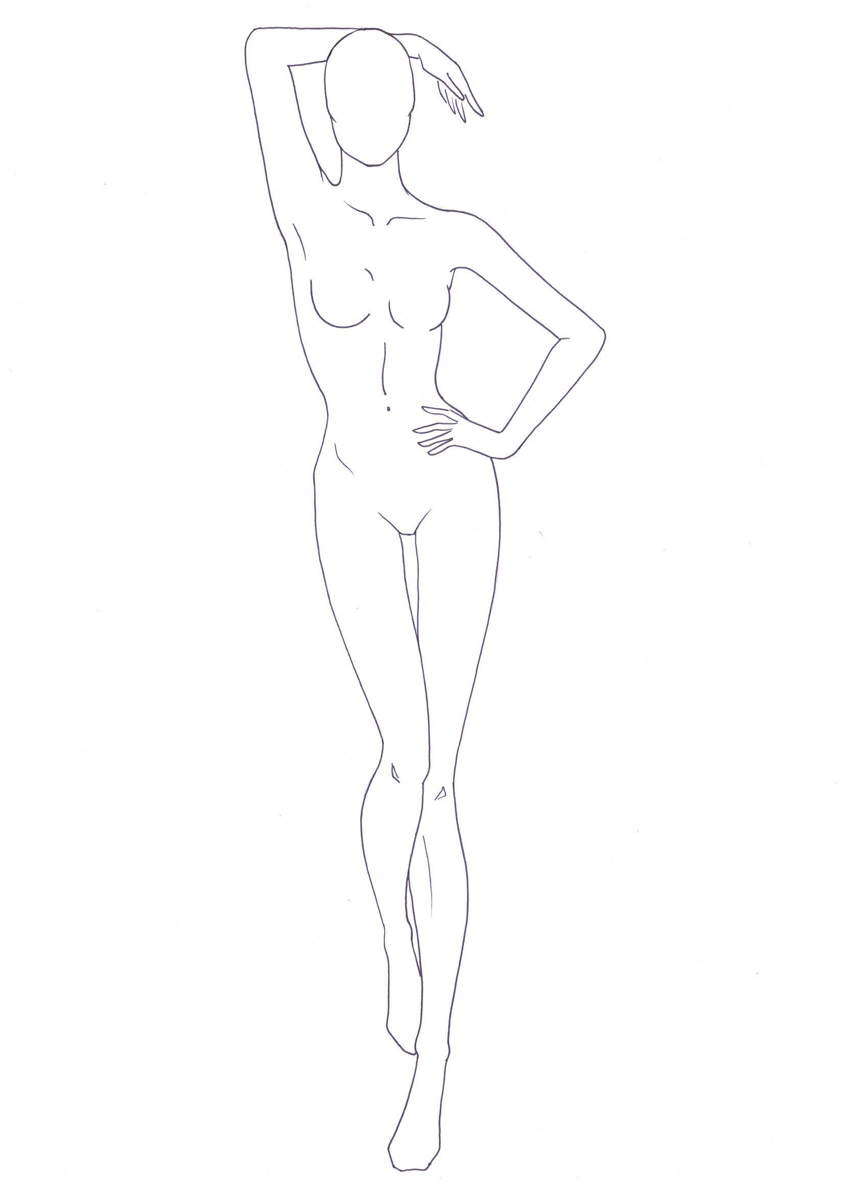 Figure-Template-23-outline