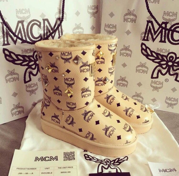 Mcm Ugg Boots Boots Ugg Boots Shoes