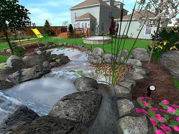 3d landscape design software - Google Search 3D Landscape CAD