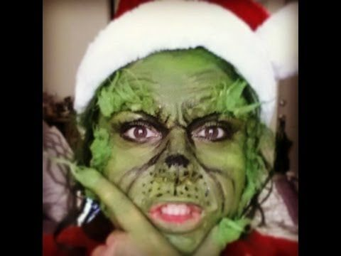 "This was my take on ""The Grinch"" This is one of my favorite movies and this was so much fun to recreate! I am happy to say that everything i used was from Wa..."