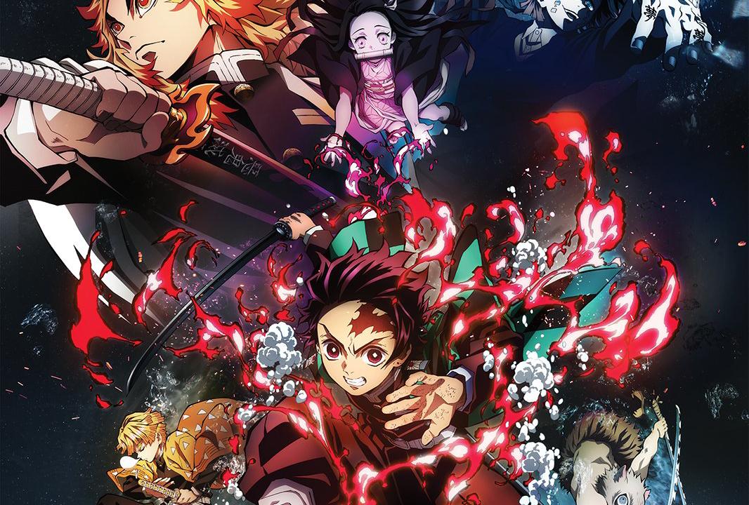 Demon Slayer Kimetsu No Yaiba The Movie Mugen Train Set For October 16 New Trailer Anime Films Anime Hd Anime Wallpapers