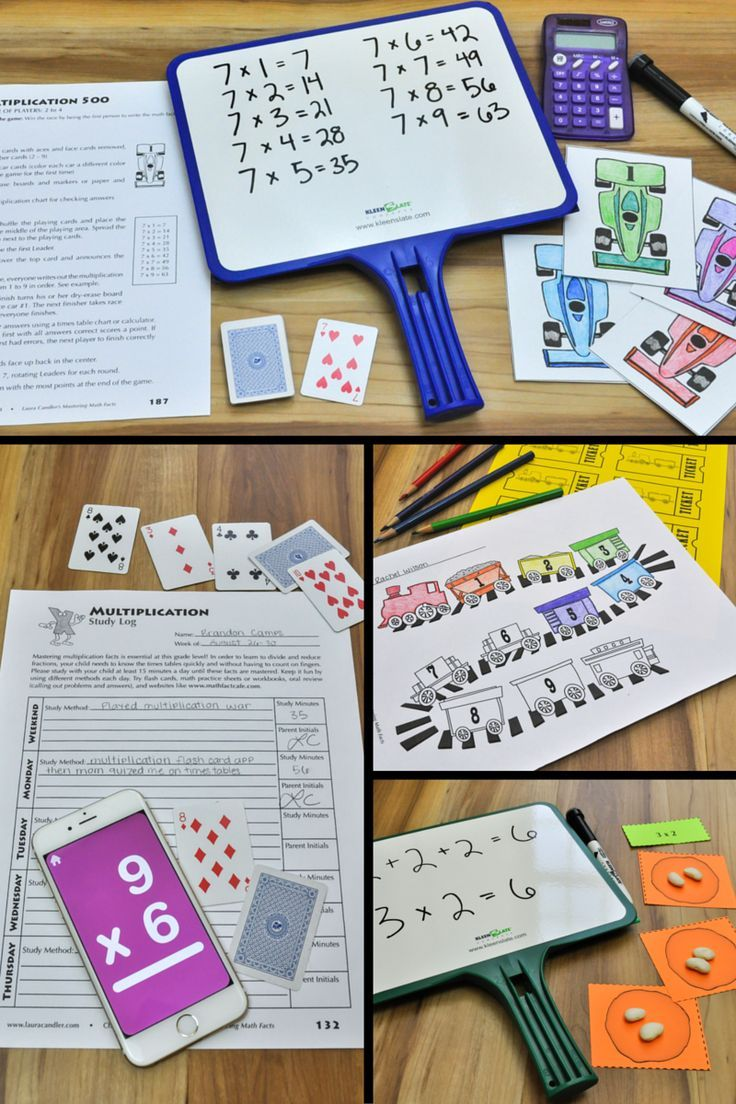 Mastering Math Facts Multiplication and Division: Aligned with the ...