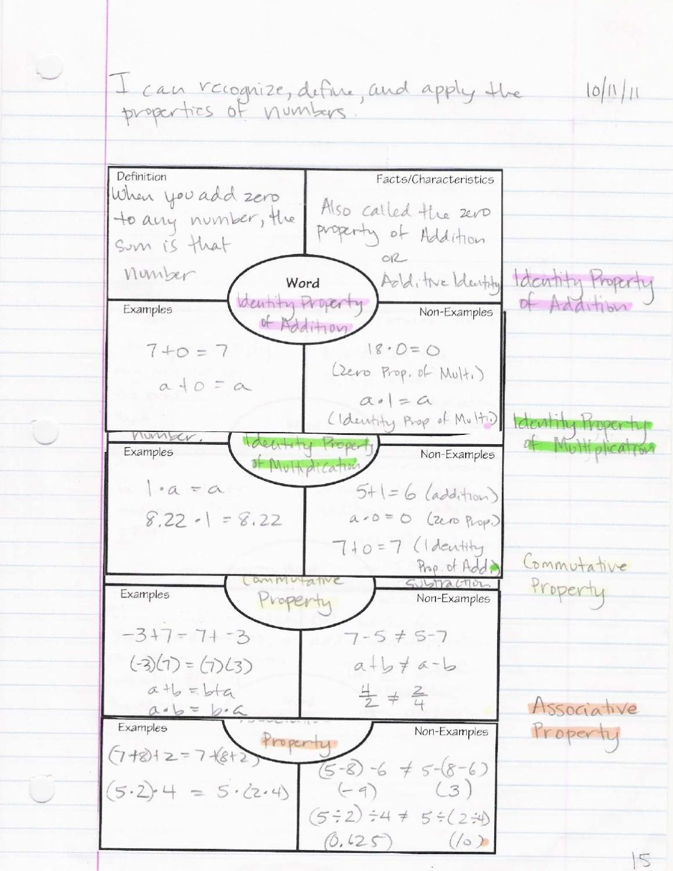 Grade 8 Math Interactive Notebook Math Interactive Math Interactive Notebook Interactive Notebooks [ 1500 x 1159 Pixel ]