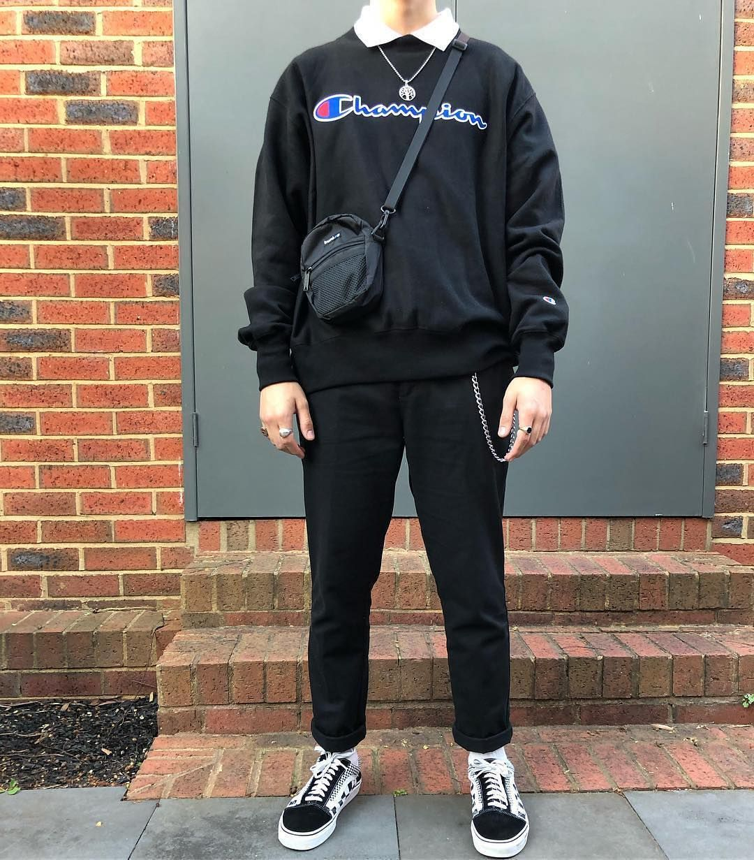 New Collection Click On Our Website Streetwear Highsnobiety Fashion Street Styles Urban Aes Streetwear Men Outfits Layering Outfits Street Wear [ 1231 x 1080 Pixel ]