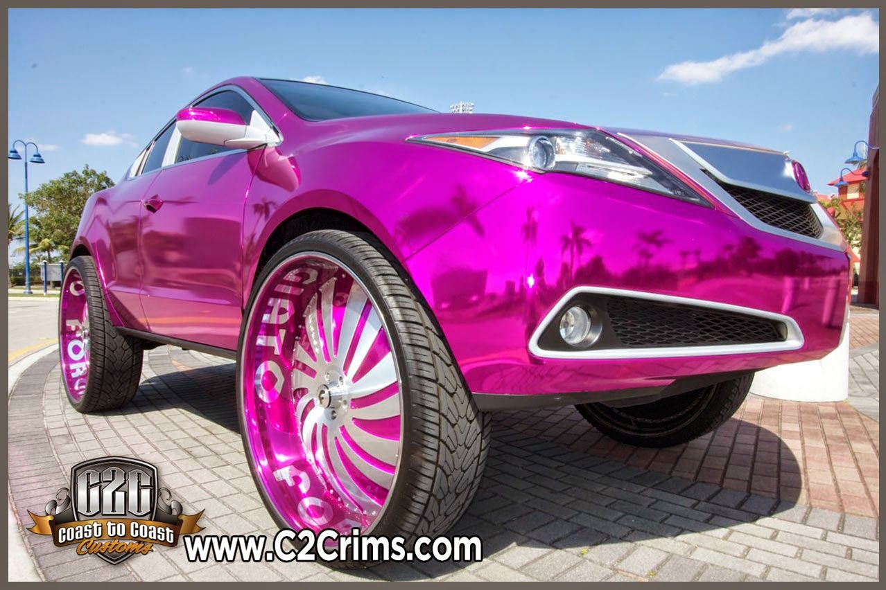 Best  Acura Mdx On Rims Candy Paint