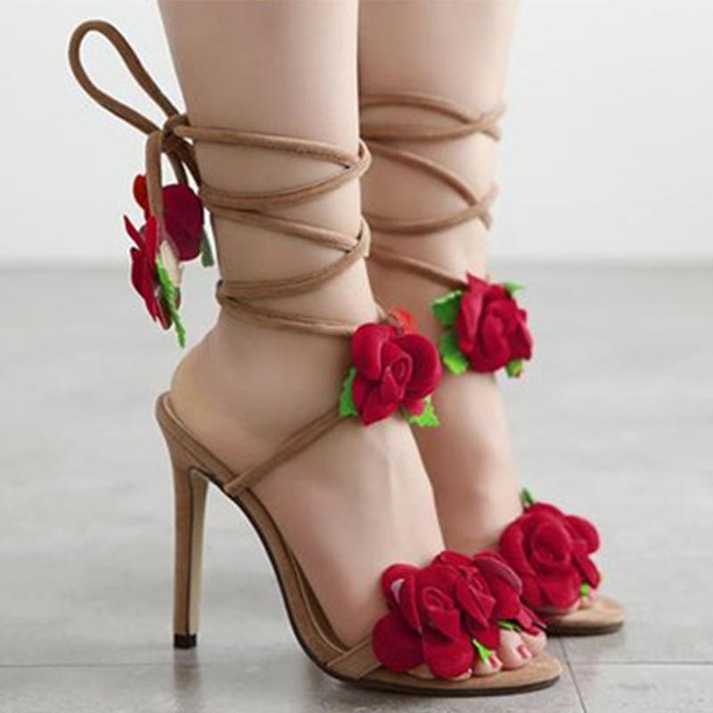 Heels, Lace up high heels, Stiletto heels