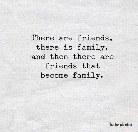 Family And Friends Quotes Extraordinary Pin By Jillian Smulyan On My Style Pinterest Friendship