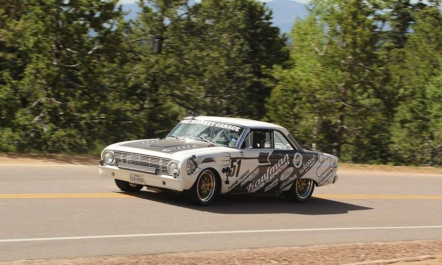 aaron kaufman 1963 ford falcon photo by murilee martin. Black Bedroom Furniture Sets. Home Design Ideas