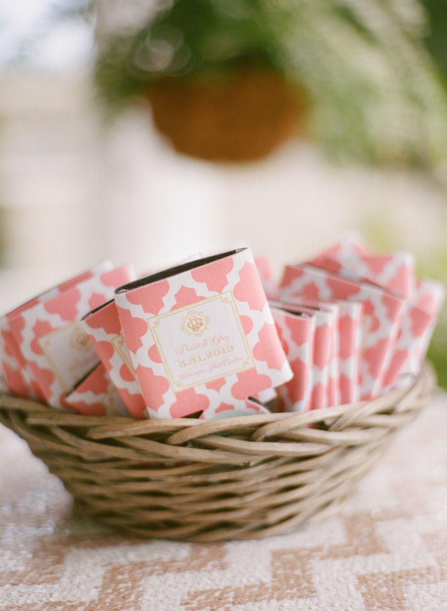 North Carolina Wedding from Abby Jiu + Salt Harbor Designs | Favors ...