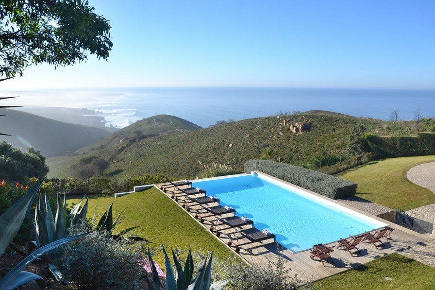 Stunning Luxury Villa In Cascais, Portugal. It Has An Infinity Pool With  Stunning Views