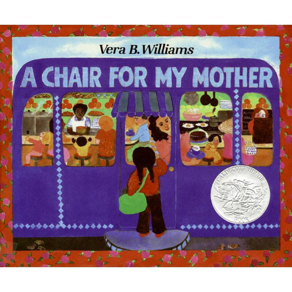 A chair for my mother hardcover reading rainbow