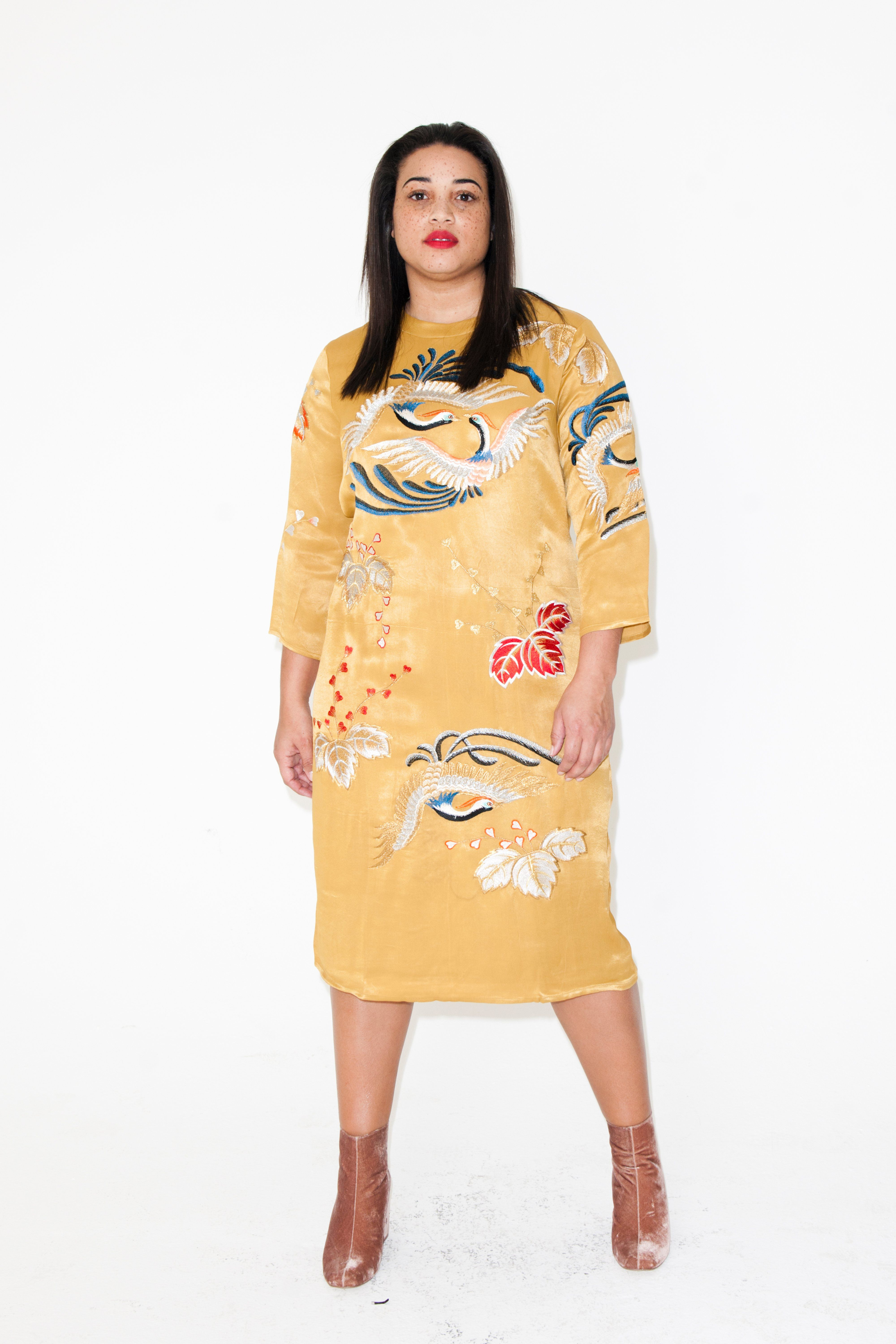 The best print midi-dresses for women of all ages – in pictures