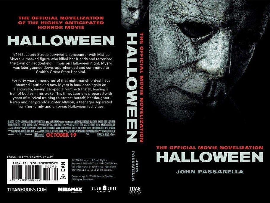 Halloween USA, 2018 updated with John Carpenter score