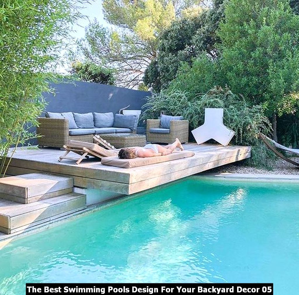 The Best Swimming Pools Design For Your Backyard Decor Pimphomee Swimming Pools Backyard Swimming Pool Designs Beautiful Backyards