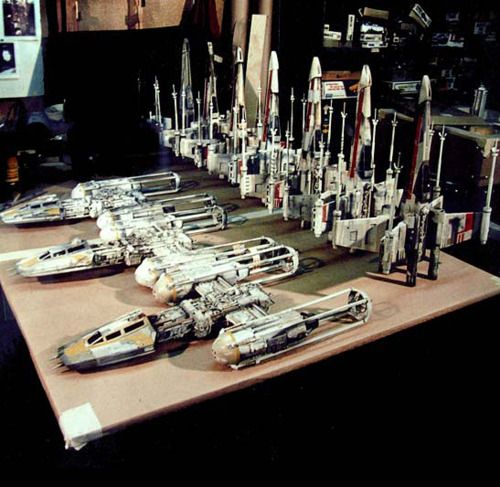 Industrial Light And Magic Recruiting: The One-Stop X-Wing Thread (1/24 Original Trilogy Studio
