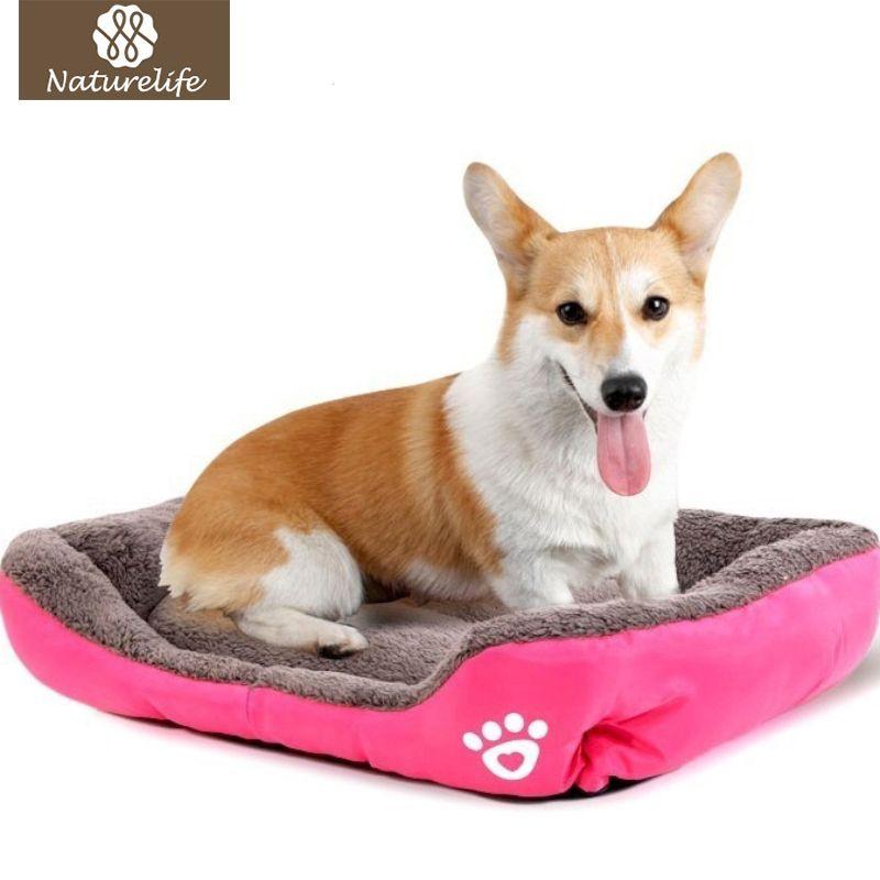 رخيصة لينة نسيج القماش كلب بيت الكلب السرير أريكة الحيوانات القط بيت بيت بيت الأثاث الكلاب داخلي النوم سرير للكلاب القطط يبيع الج Dog Pet Beds Dog Trends Dogs