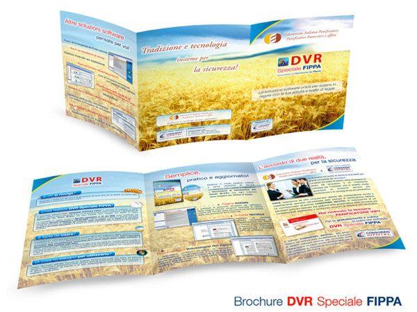Confezione DVD e Brochure per software by Giovanni Di Pierno, via