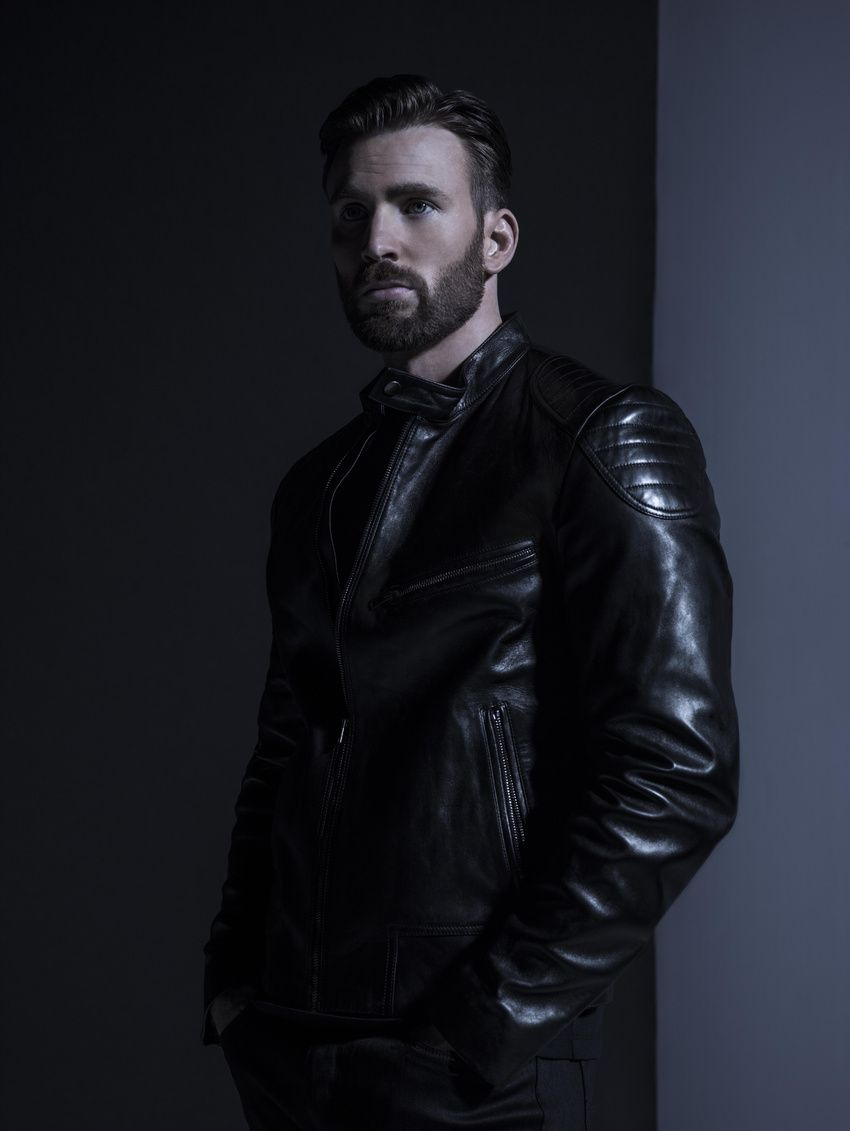 Chris Evans | Photo by Jess Herman, Los Angeles, CA
