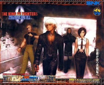 The king of fighters 97,98,99 game free download for pc full