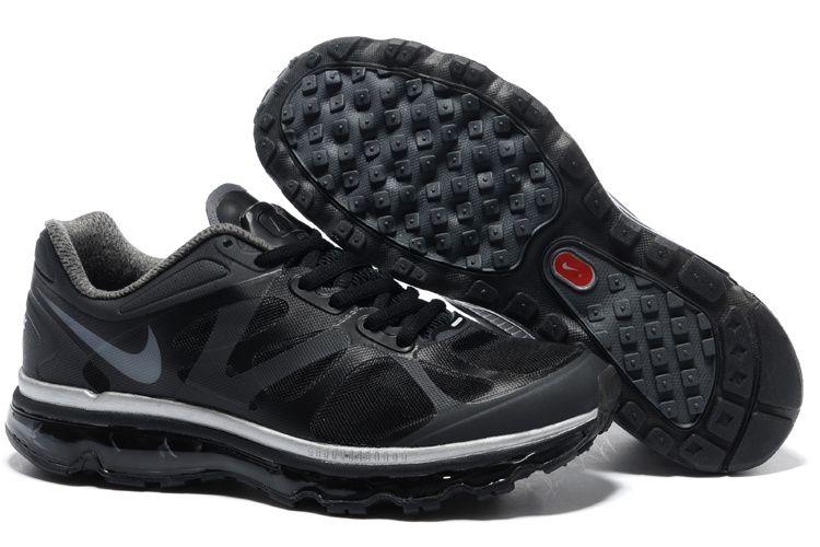 nike air max 2012 black