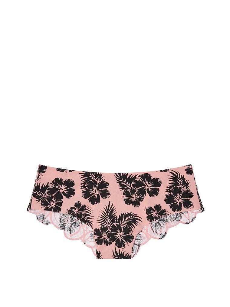 886e029e7d3f9 Lace Back No-Show Cheekster - PINK - Victoria's Secret | Panties ...
