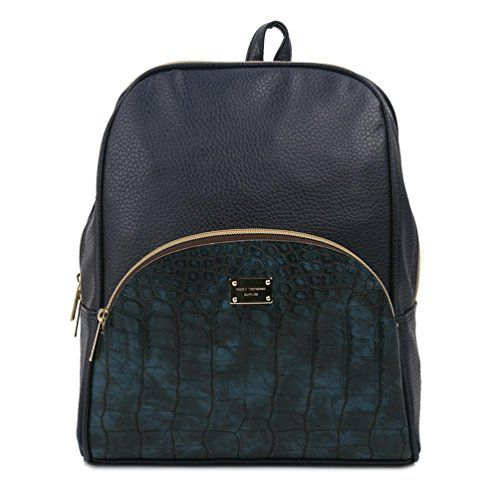 b7d66d3cf87 Copi Womens Simple Modern Design Deluxe fashion Small Backpacks Navy      Check out this great product.
