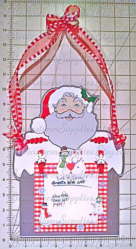 Christmas Wish List Wall Door Display Sign Acrylic Blank Un Decorated Diy Christmas Wish List Door Hanger Christmas Clothespins Christmas Signs Etsy Crafts