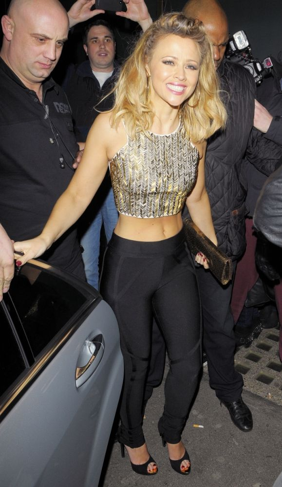 32c5f597b Henson  rejected  from Girls Aloud party after Chez and Char row ...