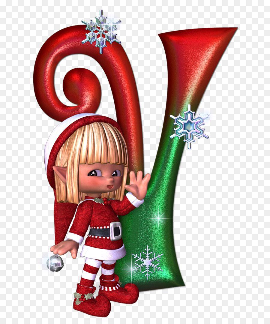 Alphabet Clipart Alphabet Letter Christmas Abc Christmas
