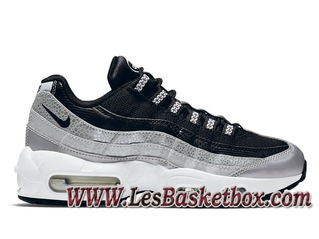 Nike Air Max 95 QS Metallic Platinum 814914_001 Chaussures ...