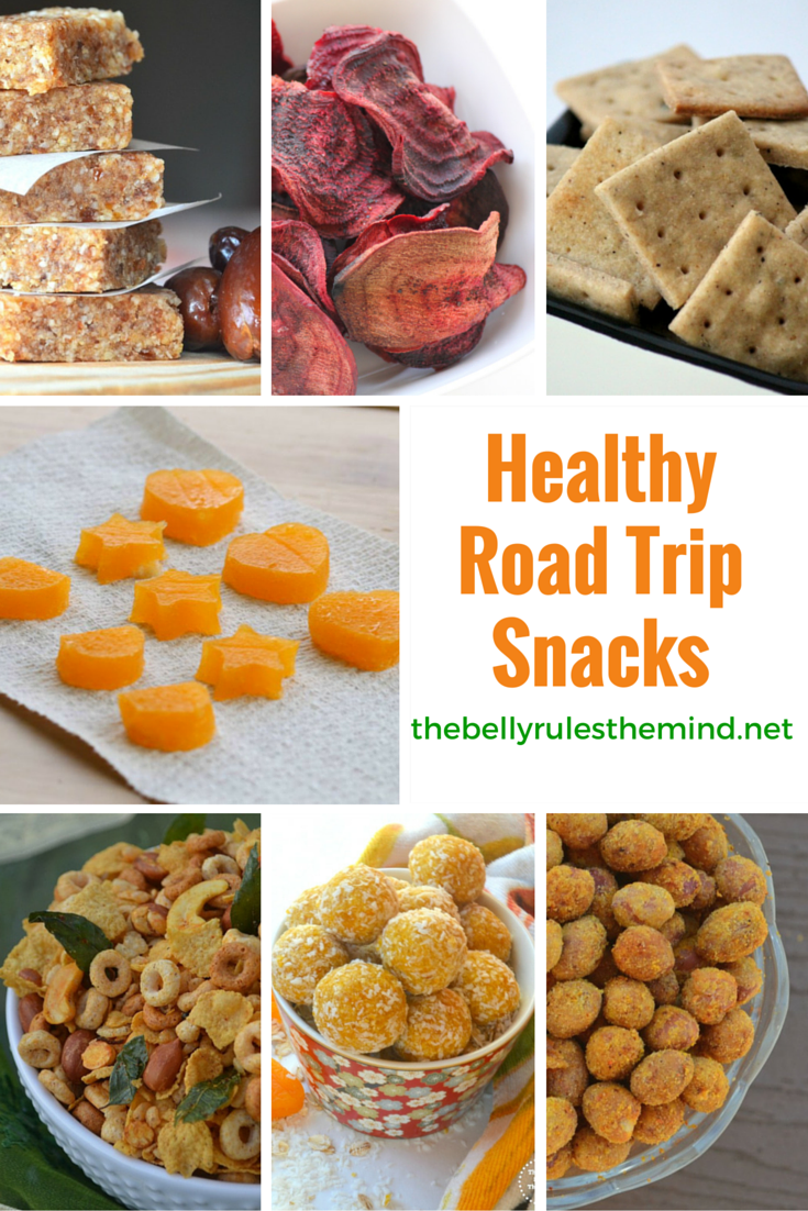 healthy road trip snacks | lunch and snack ideas | pinterest | road