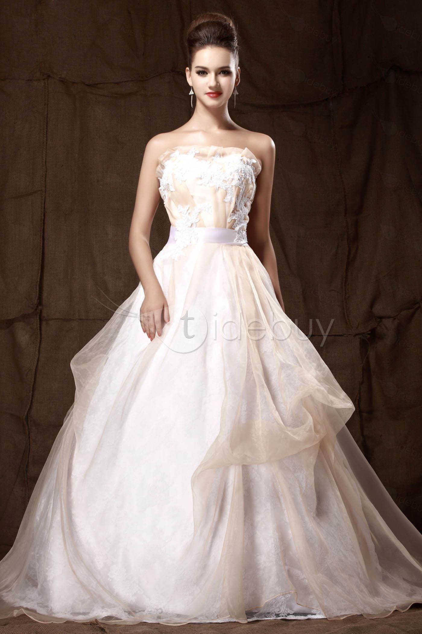 Wedding dresssweetheart wedding dress wedding ball gown on tidebuy